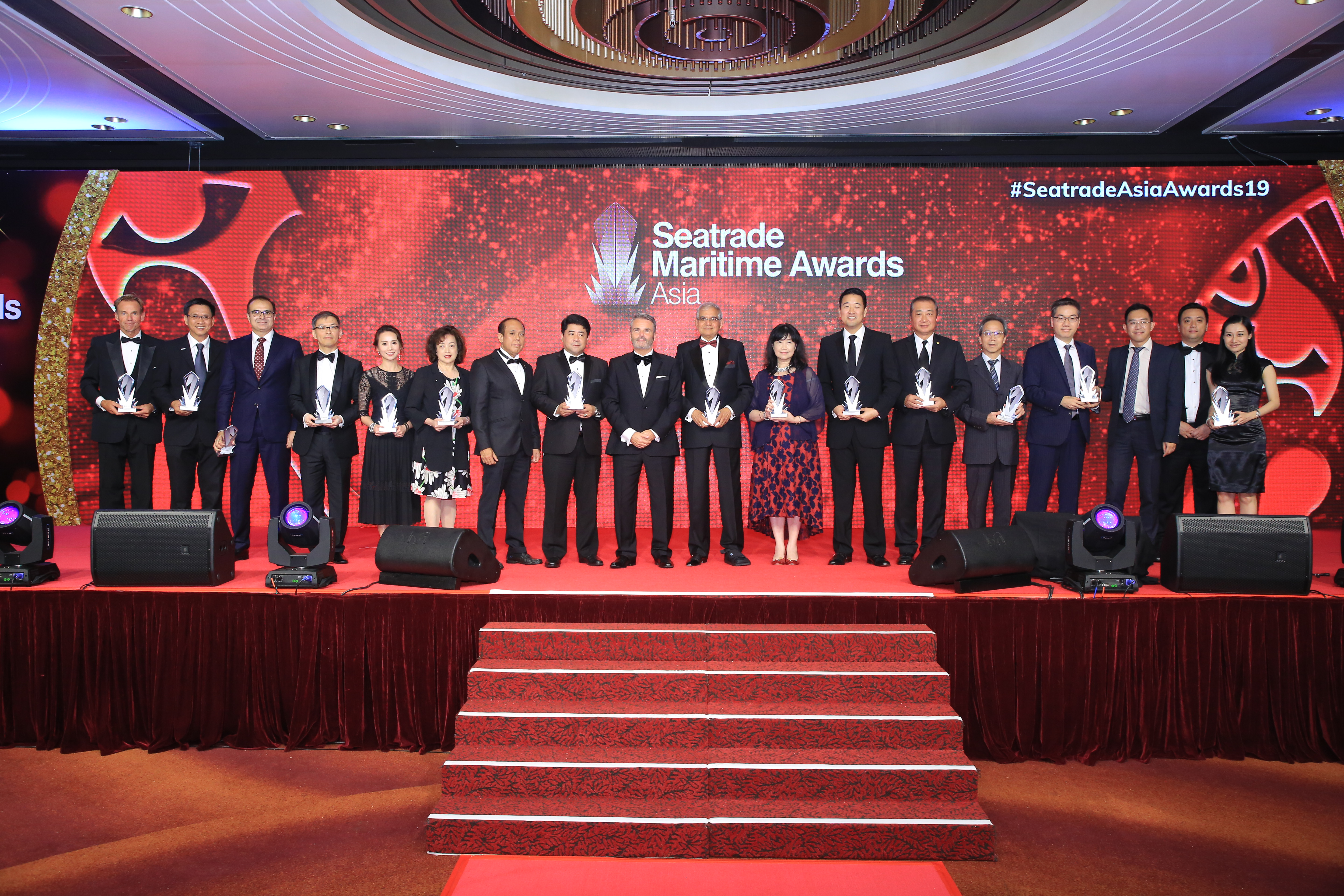 [Group] Seatrade Maritime Awards 2019