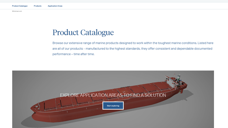 03f69f2748f Online Product Catalogue unveils new features