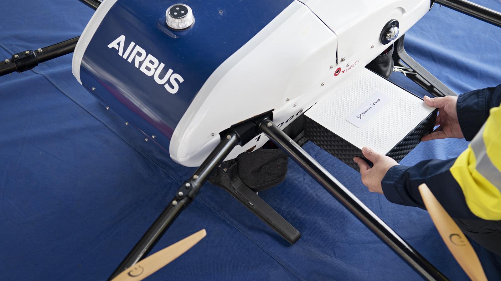 GeoGarage blog: Wilhelmsen and Airbus trial world's first