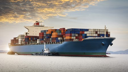1600 x 900 container vessel
