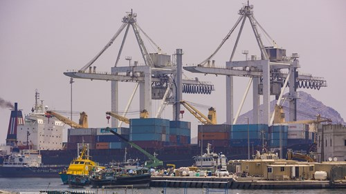 1600 x 900 Fujairah Port Operations