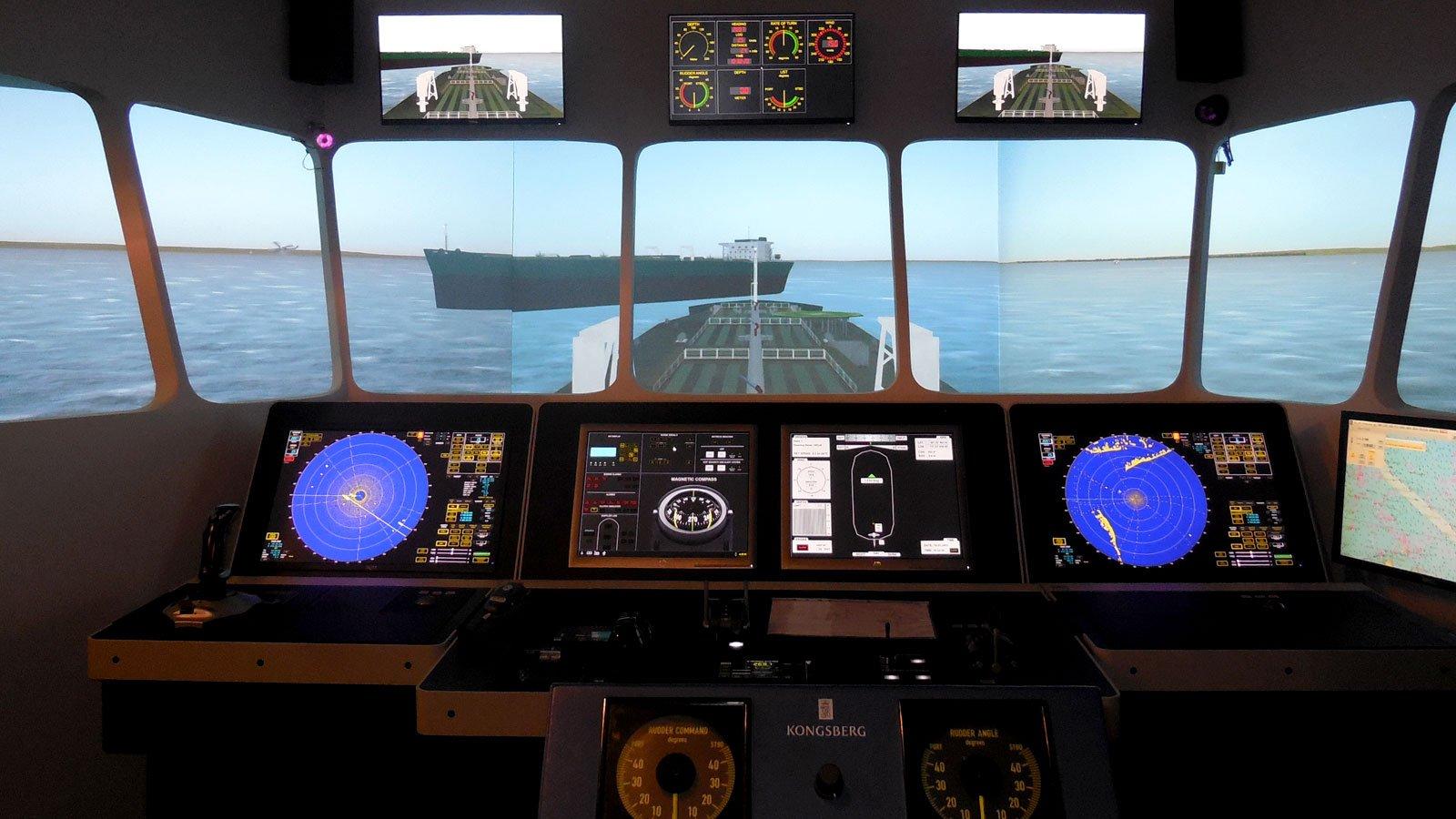 bridge  engine room resource management