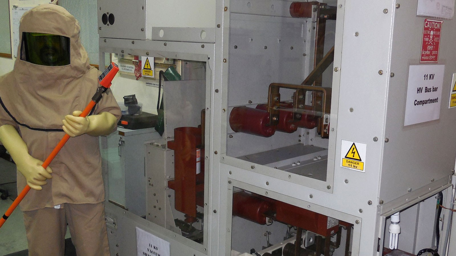 High Voltage Safety And Switch Gear Course D G S Approved