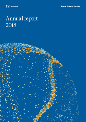 Annual report 2018 faksimile