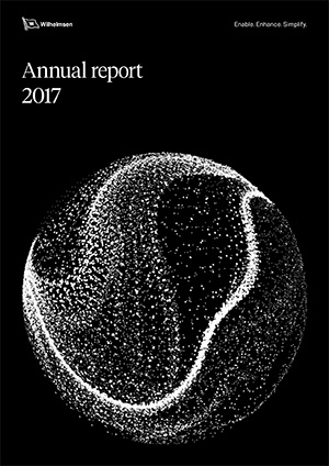 Annual report 2017 faksimile