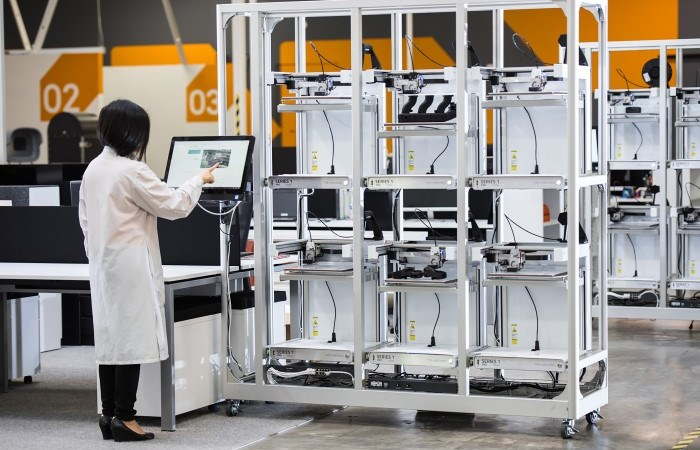 From parts to files: Wilhelmsen explores 3D printing with