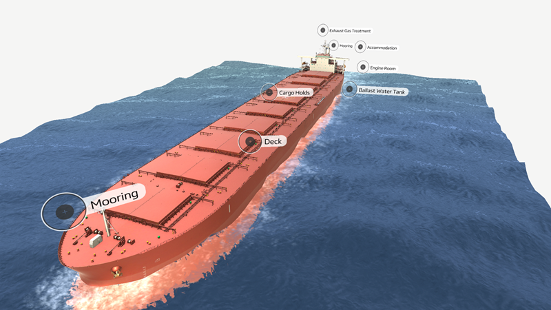 bulk carrier 3D revised