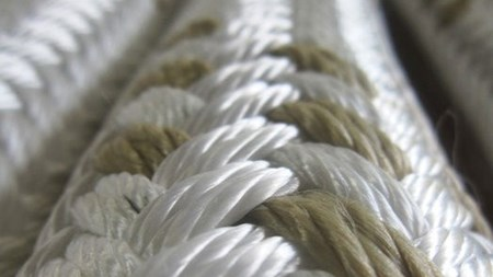 Advanced Ropes - Timm Gold Winchline