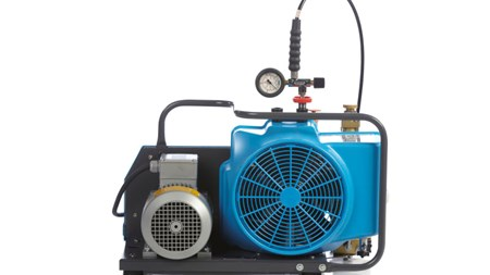 personal safety - breathing air compressor