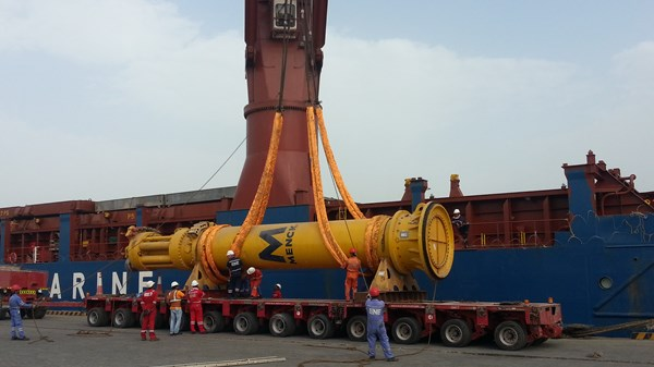 3264 X 2448 Offshore Equipment UAE