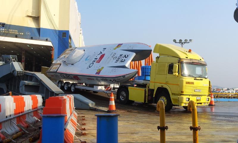 Break bulk, ro-ro & project Logistics