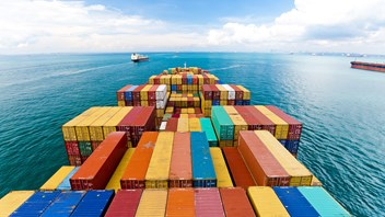sea freight containers - wss