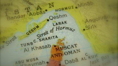 straits of hormuz