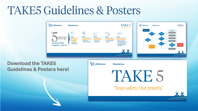 1600x900 TAKE5 Guidelines&Posters