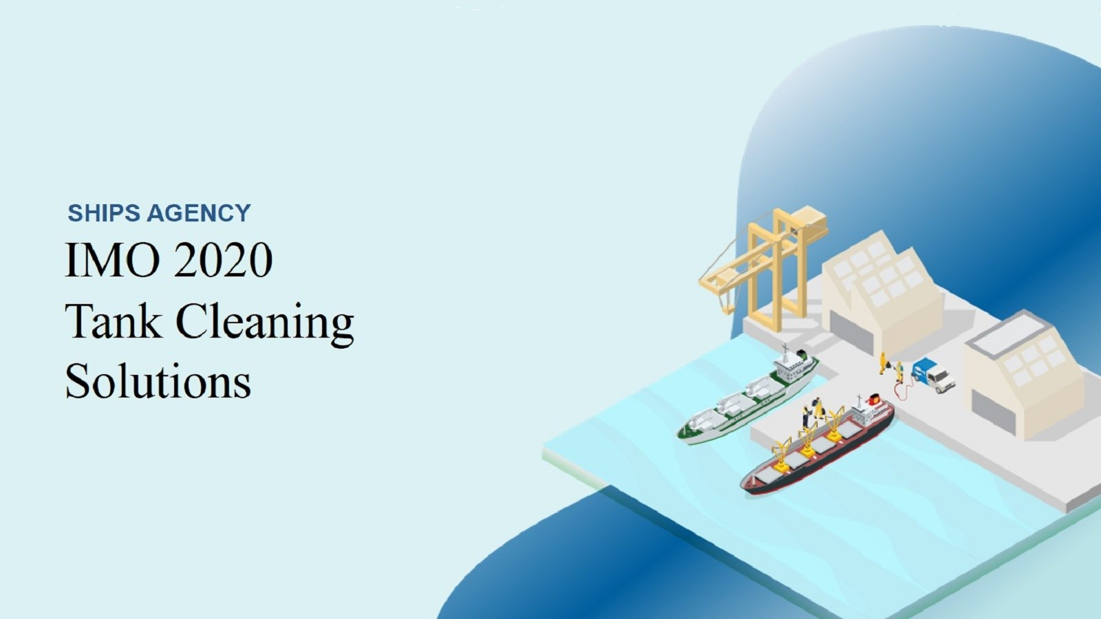 IMO2020 Tank Cleaning Solutions