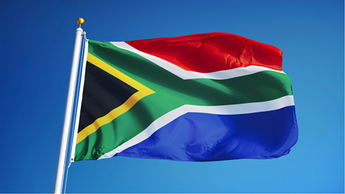 1600 x 900 South Africa-Flag